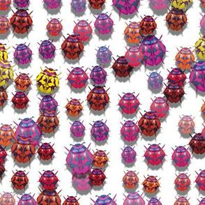 Ditsy Beetles 1