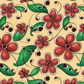 Floral Tendrils