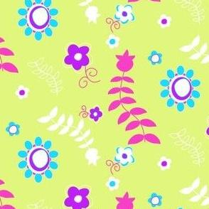 Folk Garden Summer! - Summer's Calling! - Folk Garden Summer - Summer's Call - © PinkSodaPop 4ComputerHeaven.com