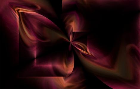 Shard of Light (Dark) fabric by oceania88 on Spoonflower - custom fabric