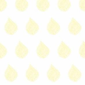 Leaf Outline Primrose