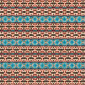 Geometric 0310 k1 r1 robins egg blue