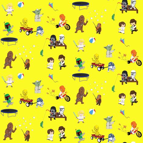 Star Wars Kids - Yellow
