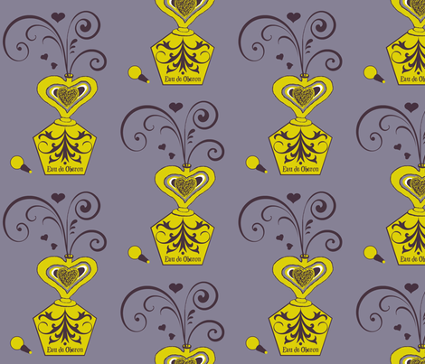 Eau de Oberon fabric by paragonstudios on Spoonflower - custom fabric