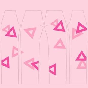 Shana Triangles Fashion: Pants