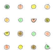 Citrus Dots