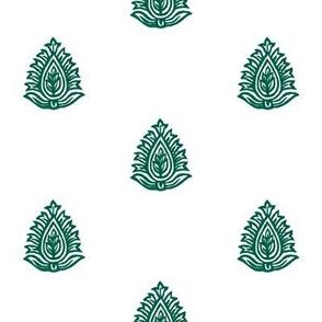 Regency Imperial Leaf Dual Color Deep Forest