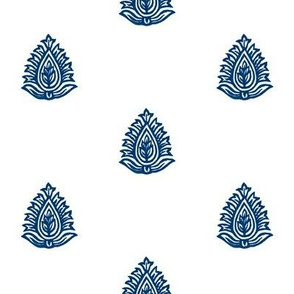 Regency Imperial Leaf Dual Color Lapis