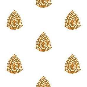 Regency Imperial Leaf Dual Color Bronze