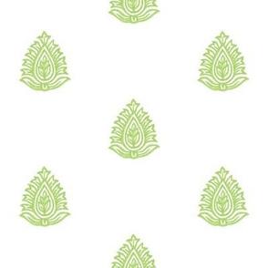 Regency Imperial Leaf Dual Color Honeydew