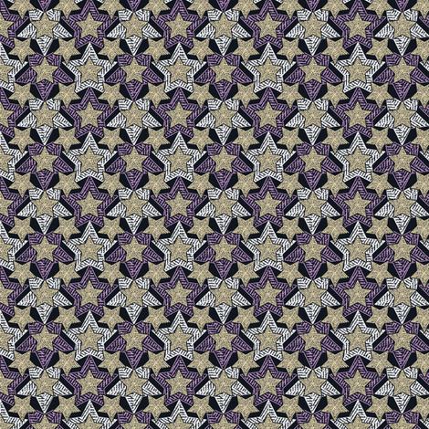 night music synergy0012 fabric by glimmericks on Spoonflower - custom fabric