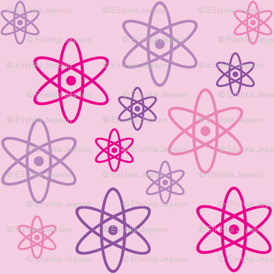 Atomic Science (Pink)