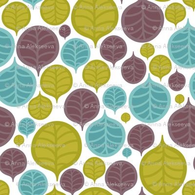 leaf color pattern 2