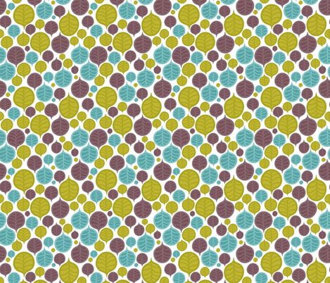leaf color pattern 2