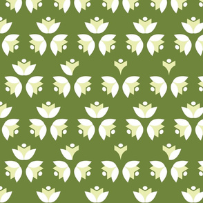 WHITE_TULIP_HEADS_DARK_GREEN