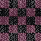 Rrrr2128414_flower_pods_checkered_pink___black__reduced_50_percent_ed_ed_shop_thumb