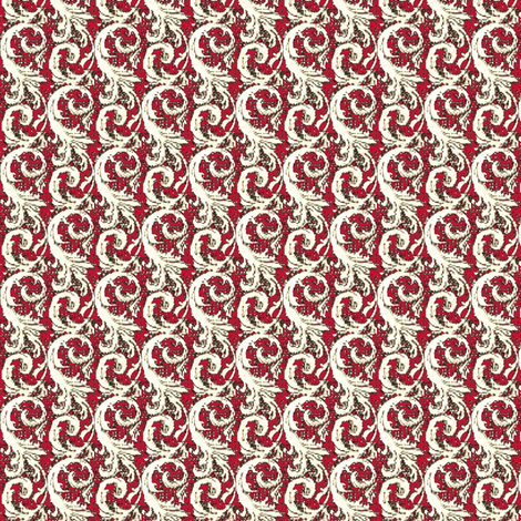 Monk's Gate fabric by amyvail on Spoonflower - custom fabric