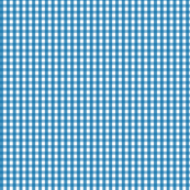 gingham royal blue