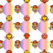 Sailor Moon Check (Bold)