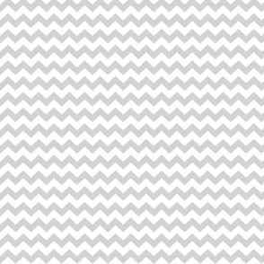 chevron i think i ♥ u light grey
