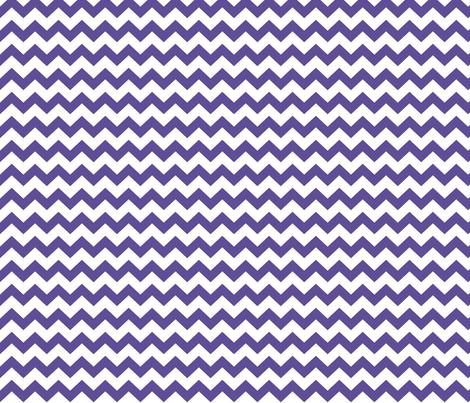 chevron i think i ♥ u purple