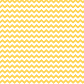chevron i think i ♥ u yellow and white