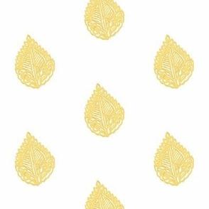 Falling Leaf Golden
