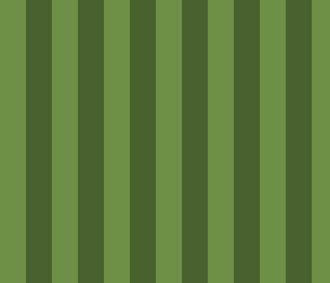 Florida Stripe Green fabric by audsbodkin on Spoonflower - custom fabric