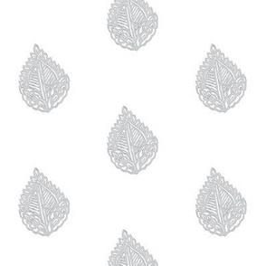 Falling Leaf Silvermist