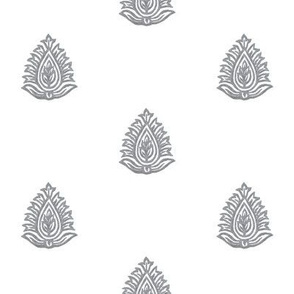 Imperial Leaf Dimensional Pewter