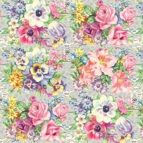 DieCut Flowers