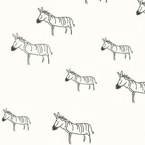 Zebras All Around