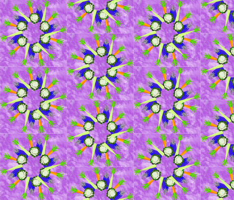 produce_veggie_1KX1K_6_7_2013 fabric by compugraphd on Spoonflower - custom fabric