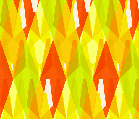 Forest - Late Summer fabric by michael-liang on Spoonflower - custom fabric