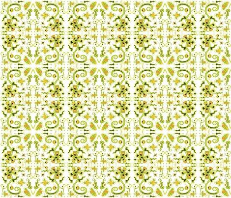 Bohemianmodflowersgreen_orange__black6x6.ai_shop_preview