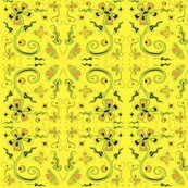 Bohemianmodflowersgreen_orange__yellow12x12.ai_shop_thumb