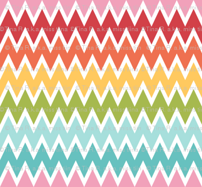 {everyday} chevron multi