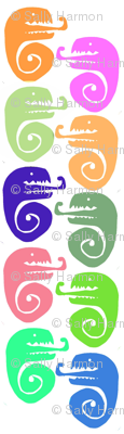 Sea Serpents & Negative Space