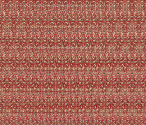 Kerman fabric by amyvail on Spoonflower - custom fabric
