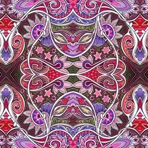Artsy Craftsy Gypsy Heart