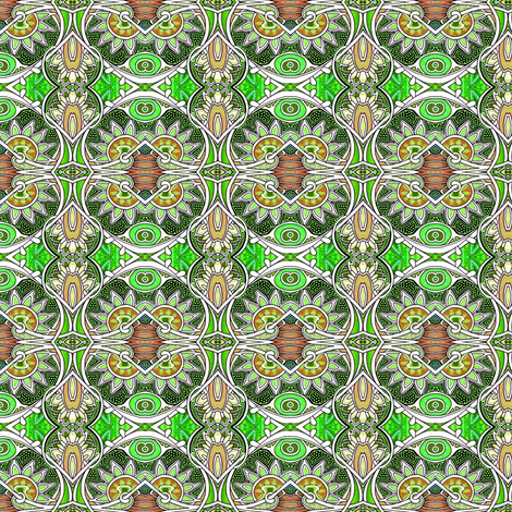 Wake Up to the Sun fabric by edsel2084 on Spoonflower - custom fabric