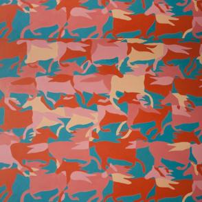Horse Pattern 1