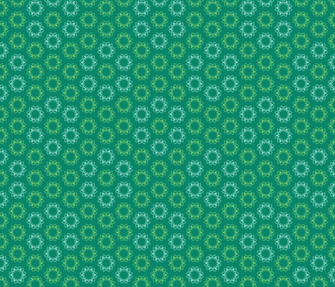 butterflake dots serenity3  synergy0004 fabric by glimmericks on Spoonflower - custom fabric