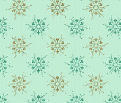 butterflakes serenity synergy0004 a fabric by glimmericks on Spoonflower - custom fabric