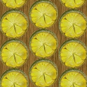 Citrus Clocks