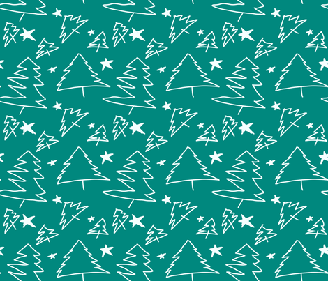 Christmas Jingle fabric by egprestonhouse on Spoonflower - custom fabric