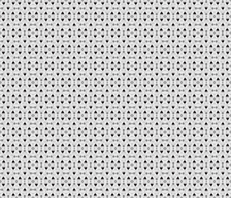 Victorian Gray and White Dress Fabric