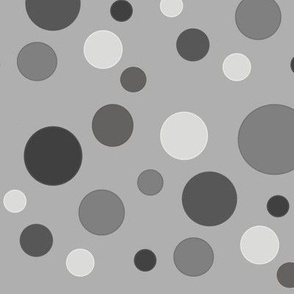 Grayscale Dots