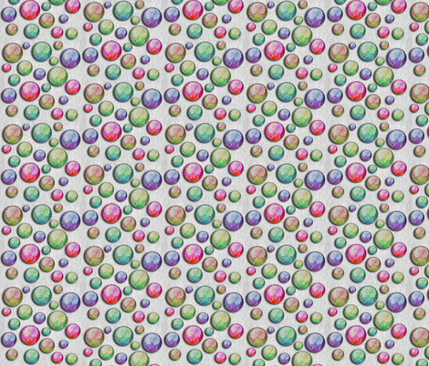 Colored Disco Balls fabric by eclectic_house on Spoonflower - custom fabric