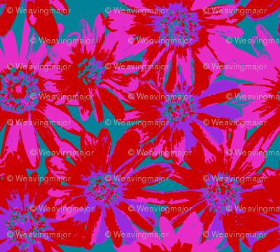 mad, mad flowers